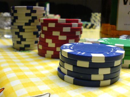 Casino volunteers still needed!