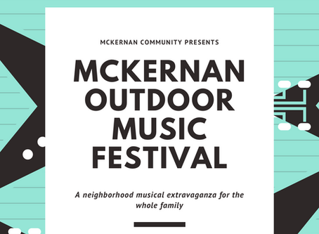 McKernan Outdoor Music Festival