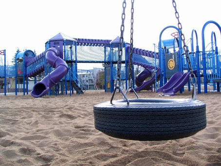 Take your kids on a playground excursion