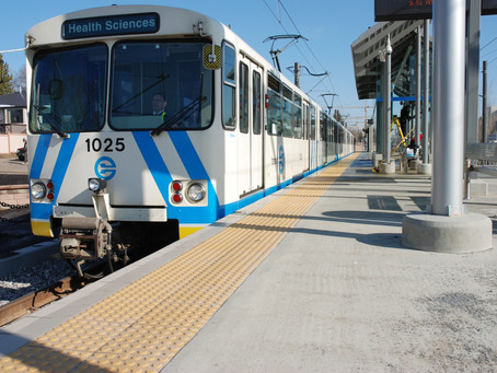 LRT station closure
