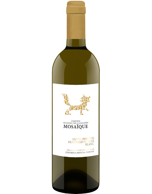 Mosaïque Cuvée Prestige BLANC Chardonnay