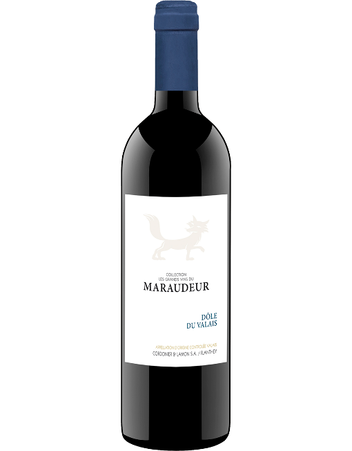 Grands Vins du Maraudeur Dôle Pinot Noir & Gamay