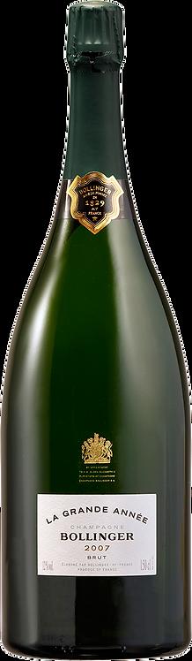 La Grande Année Champagne Brut millésimé
