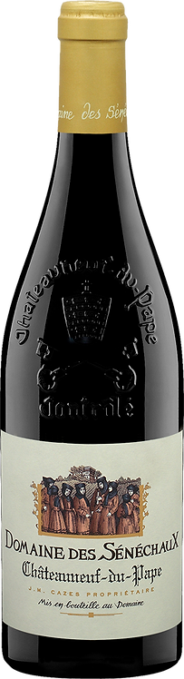 Châteauneuf-du-Pape ROUGE Cinsault