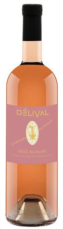 La Réserve du Patron Dôle Blanche Pinot Noir & Gamay