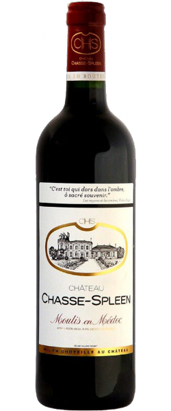 Château Chasse-Spleen Cabernet Sauvignon