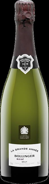 La Grande Année Rosé Champagne Brut