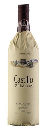 Castillo de Fuendejalon CRIANZA Garnacha & Tempranillo