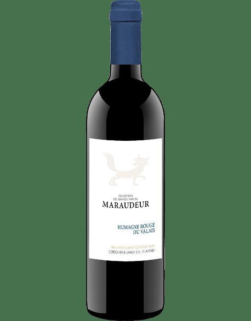 Grands Vins du Maraudeur Humagne Blanche