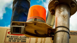 Safety Beacons and High Definition Cameras for Safety