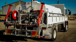 Slide In Road Watering Tankers for Tip Truck Availability