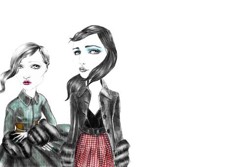 Prada sisters