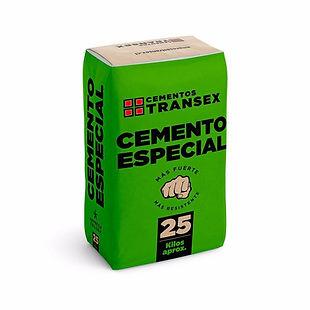 Cemento transex Promocion