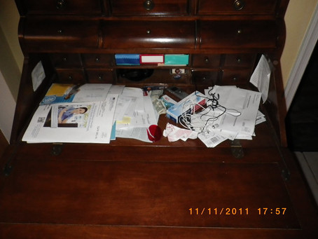 How much money clutter are you avoiding?