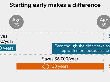 Dear Olga: Retirement Savings Without a 401k