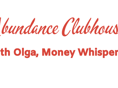 ✨What is the Abundance Clubhouse✨