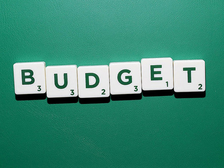 Budgeting Large Monthly Costs