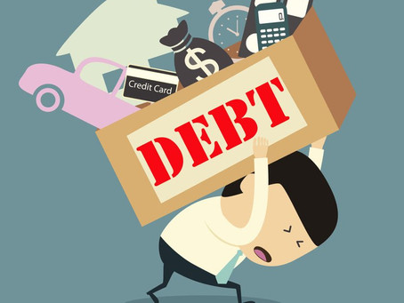 Categorizing Your Debt