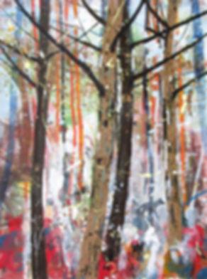 Robert McAulay/Scottish Artist/Glasgow/Black Dog Lurking 3
