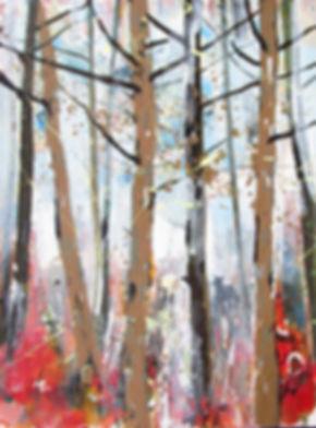 Robert McAulay/Scottish Artist/Glasgow/Black Dog Lurking 4