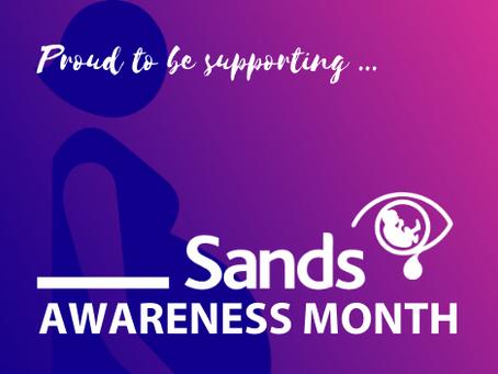 MATFLIX supporting Sands Awareness Month