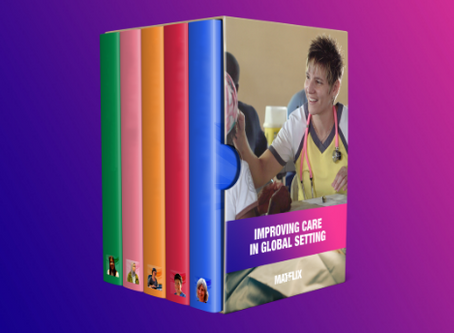 Free MATFLIX boxset on Improving Care in Global Settings