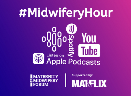 Never miss an episode of the Maternity & Midwifery Hour