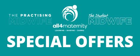 The Practising Midwife logo