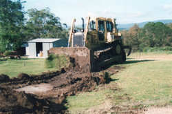 Initial Ground Works