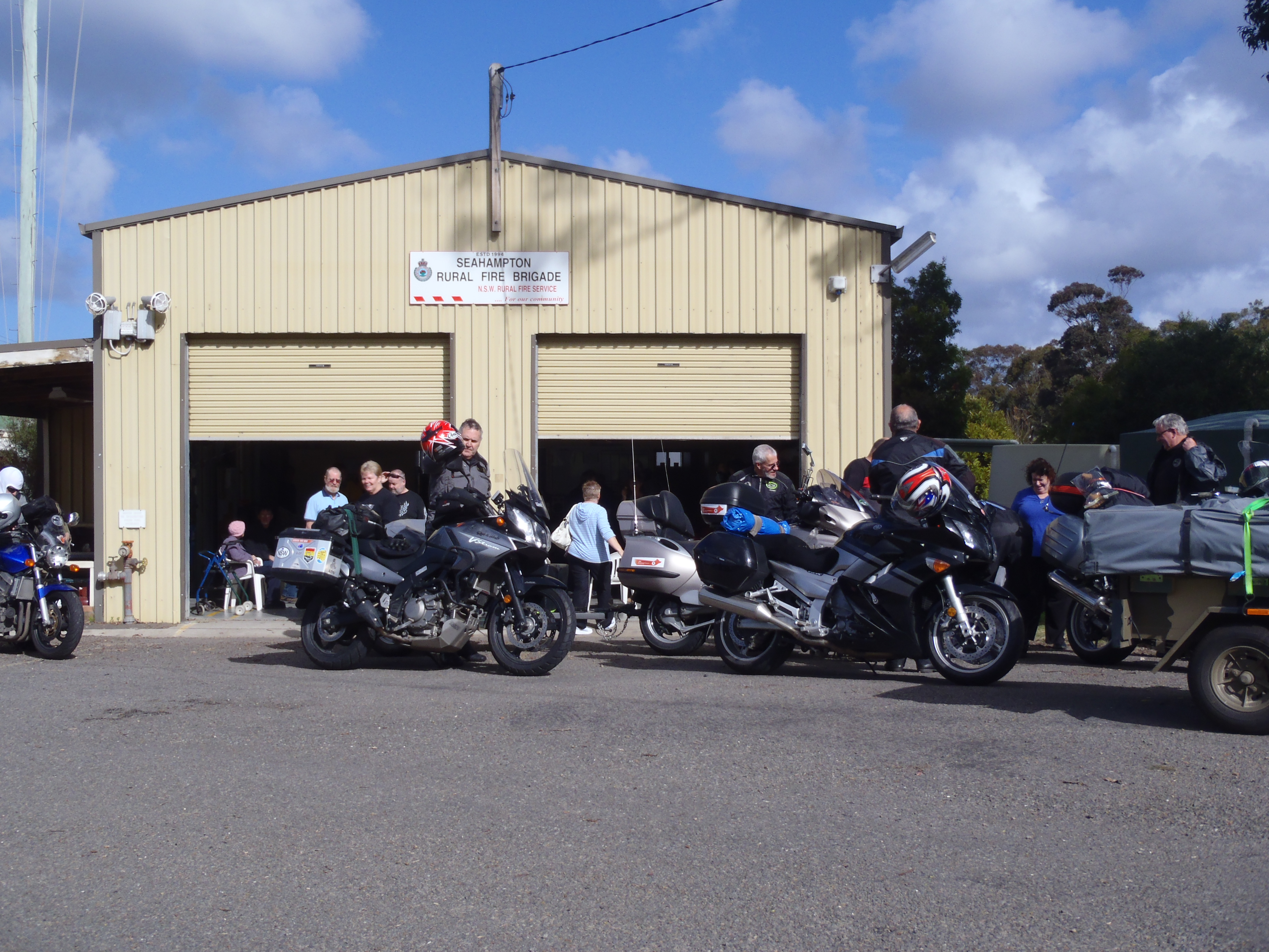 Black Dog Ride - 2013