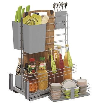 Контейнер для кухонных предметов