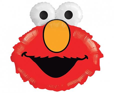 Balon foliowy SuperShape Elmo, zapakowany