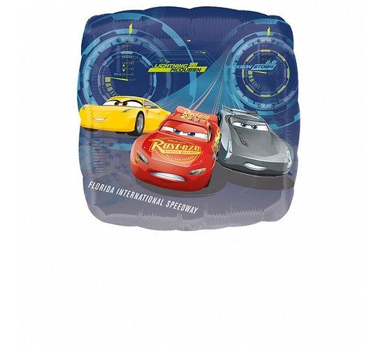 "Balon foliowy 18"" SHP - ""Cars 3 - Lightning McQueen"""