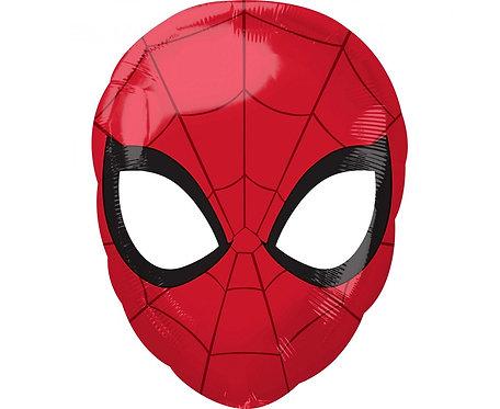 Balon foliowy Junior Shape Spiderman Animated, 30 x 43 cm