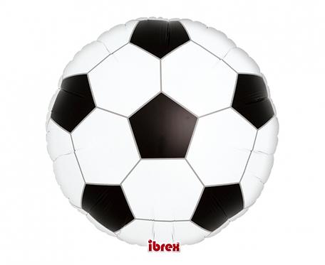 "Balon Ibrex Hel, okrągły 14"", Soccer Ball"