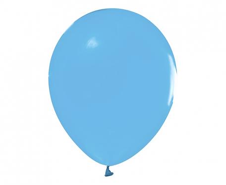"""Balony Beauty&Charm, pastelowe blady niebieski 12""""/ 10 szt."""
