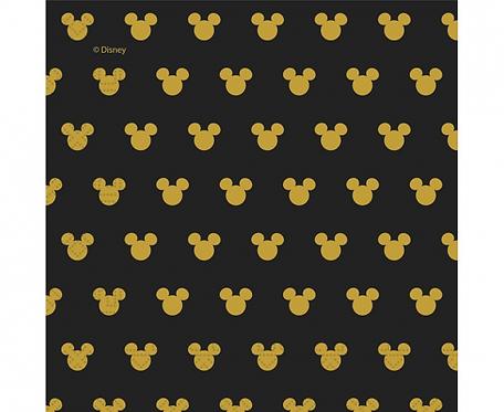Serwetki papierowe Mickey Gold, 33 x 33 cm, 20 szt