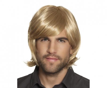 Peruka męska Spike, blond