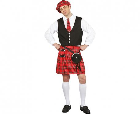 """Strój dla dorosłych """"Szkocki elegant"""" rozm. M/L"""