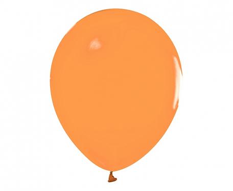"Balony Beauty&Charm, pastelowe pomarańczowe 12""/ 10 szt."