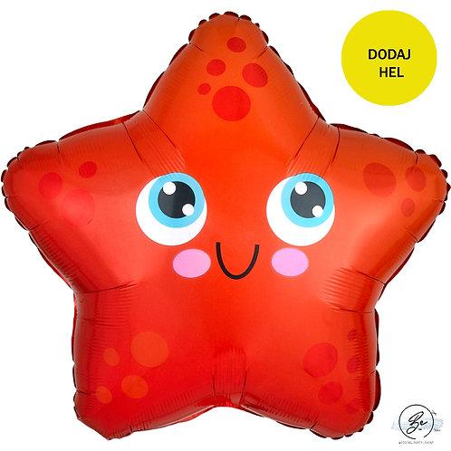 Balon Anagram Junior Shape Starfish