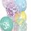 Thumbnail: Balony Serduszka, jasnoróżowy transparentne