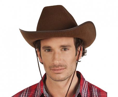 Kapelusz Rodeo, brązowy