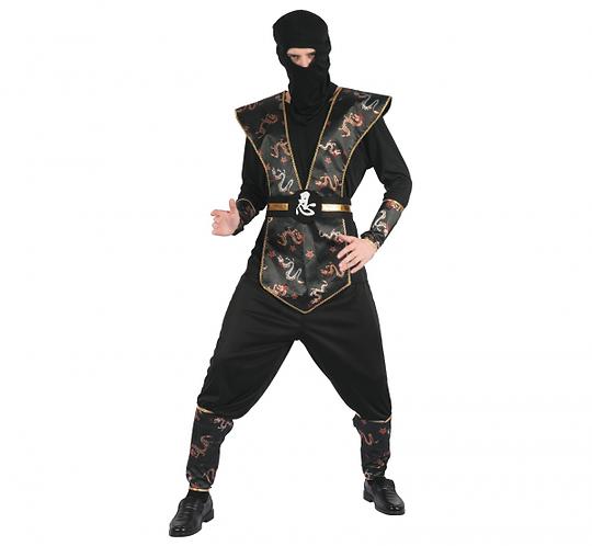 """Strój dla dorosłych """"Ninja Smok"""""""