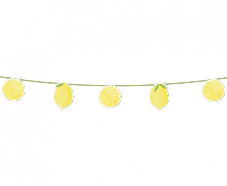 Banner Lemons, 230 cm
