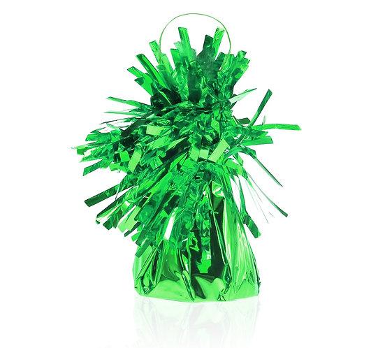 Ciężarek foliowy zielony