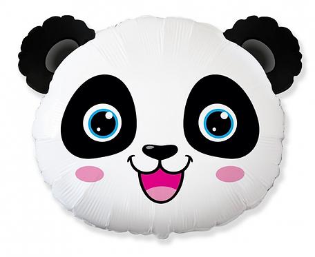 Balon foliowy 24 cale FX - Panda, pakowany