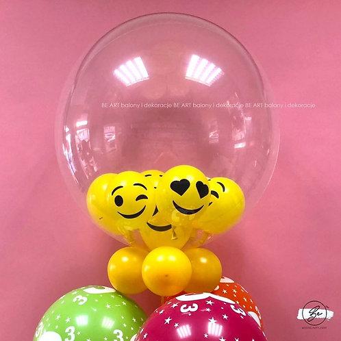 Balon Bubbles Emoji