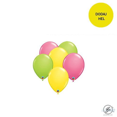 Bukiet balonowy So Cute 6 szt