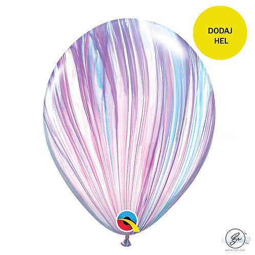 """Balon QL 11"""", pastel agat Fashion"""